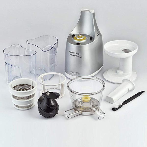 Ariete-0168-Centrika-Slow-Juicer-kit